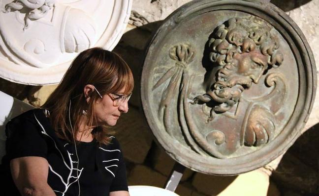 Mónica Doña presentará su último libro en Jaén dentro del ciclo 'Letras Capitales'