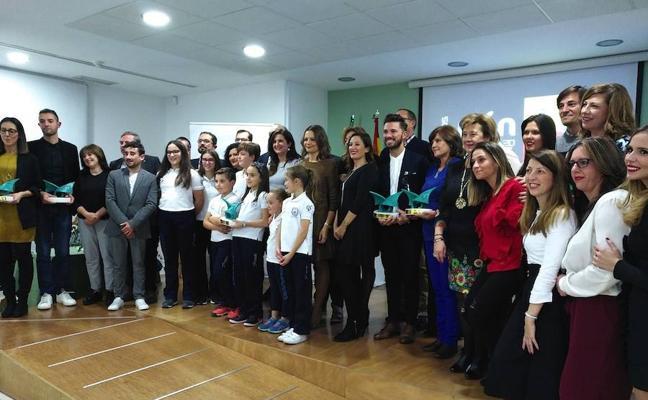 La Fundación Proyecto Don Bosco de Úbeda, Premio Jaén Joven en acción social