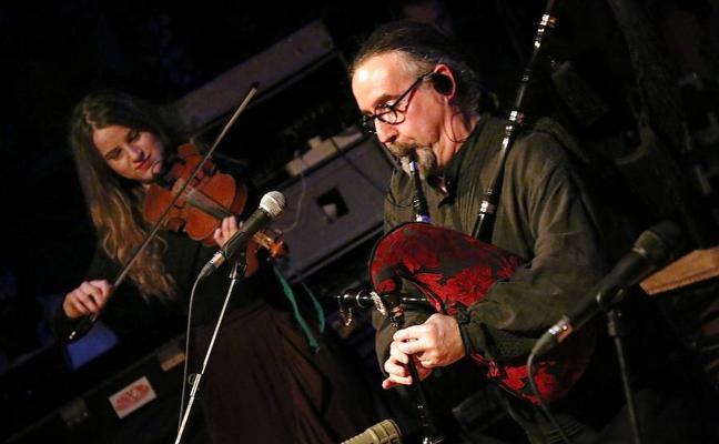 Música celta para perderse por estos cerros