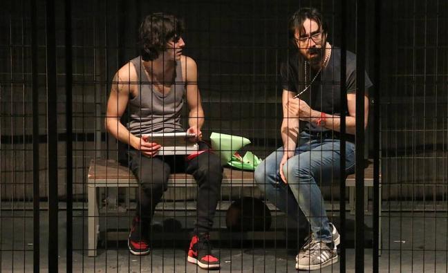 'Tebas Land' clausuró por todo lo alto la Muestra de Teatro de Otoño