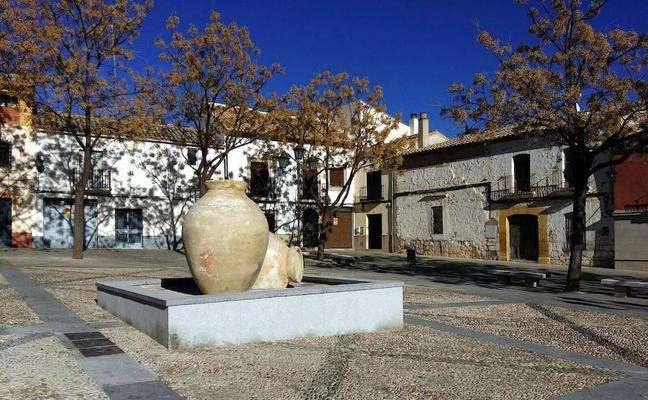 La plaza de los Olleros muestra un aspecto renovado tras una reciente intervención