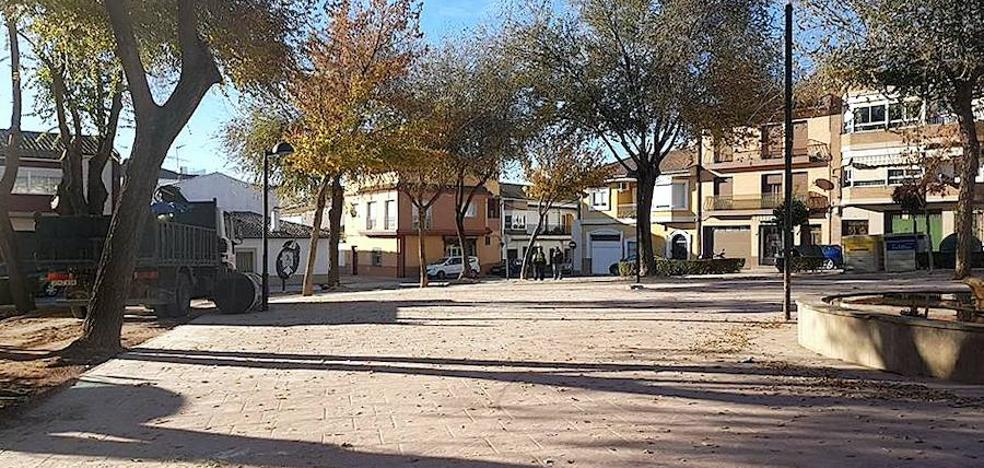 Comienzan las obras de mejora integral de la plaza de las Canteras