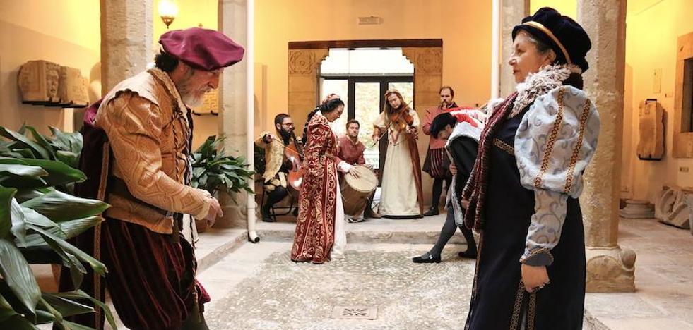 Música y danzas renacentistas entre los muros del Museo Arqueológico