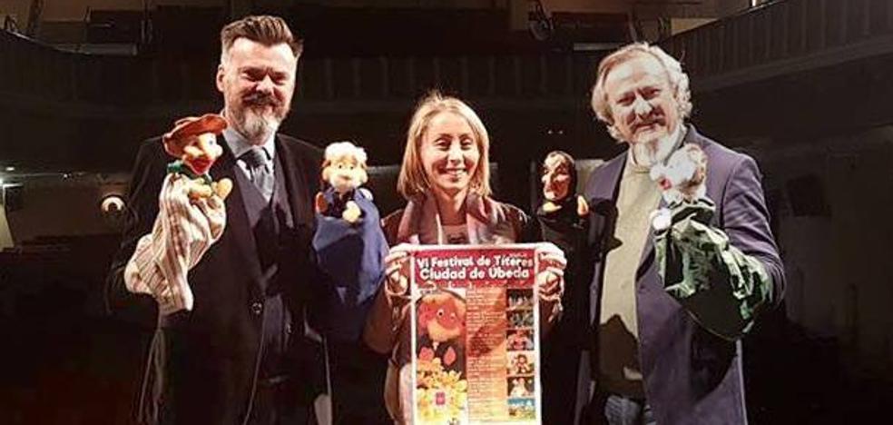 Seis espectáculos componen la sexta edición del Festival de Títeres 'Ciudad de Úbeda'