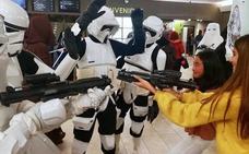 'Star Wars' cobró protagonismo con motivo del estreno del nuevo episodio de la saga