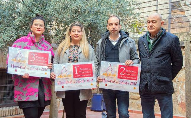 Otorgados los premios del concurso de escaparates navideños