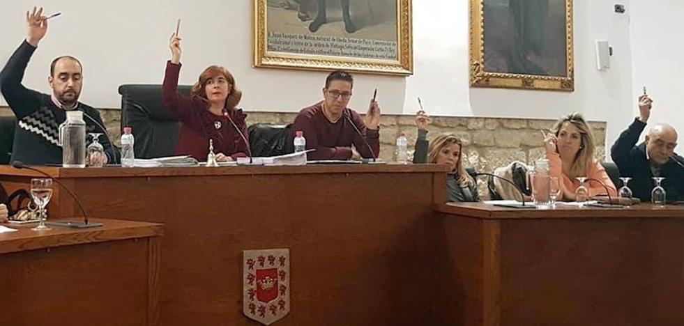El pleno dio el visto bueno a los presupuestos municipales, que superan los 31 millones de euros