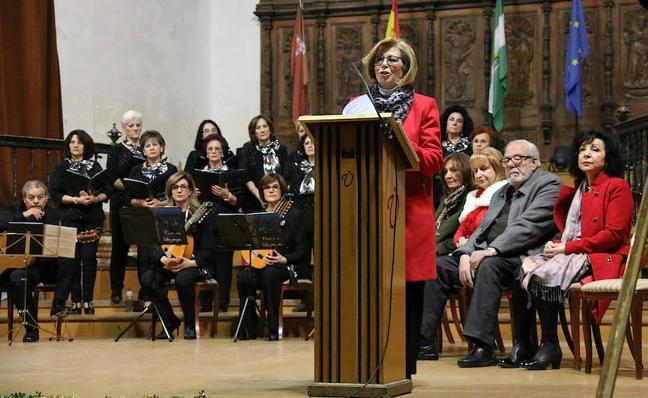 Recital poético-musical del Grupo Poético Entreversos y el coro Con Luz Propia