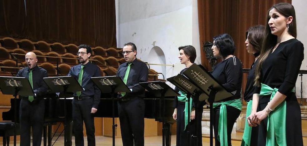 Variado concierto navideño de Ensemble EnClave de Úbeda