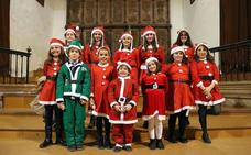 Recital de presentación del coro infantil de voces blancas Entreversos