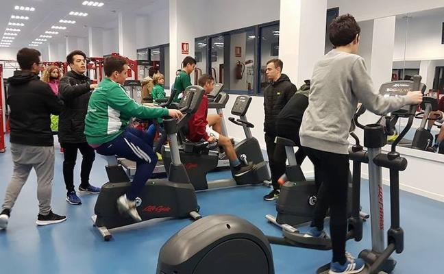 Inaugurado el nuevo gimnasio municipal en el Complejo Deportivo 'Antonio Cruz Sánchez'