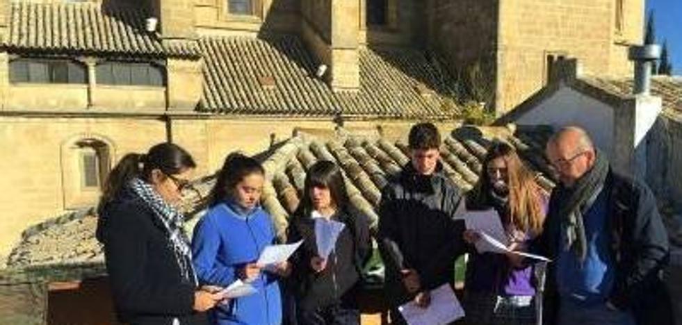 El colegio La Milagrosa desarrolla un proyecto europeo relacionado con el patrimonio