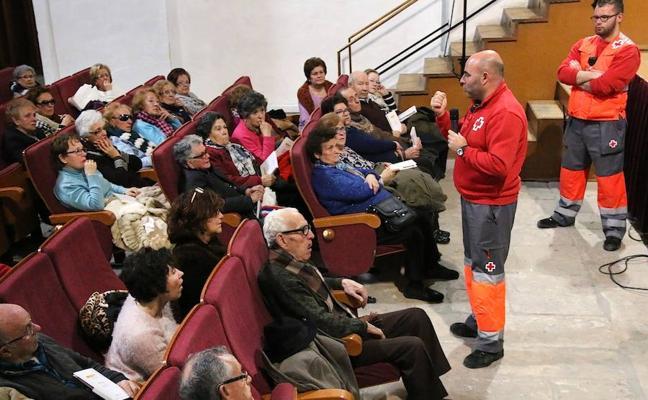 Los mayores celebraron el Día de la Candelaria con diferentes actividades