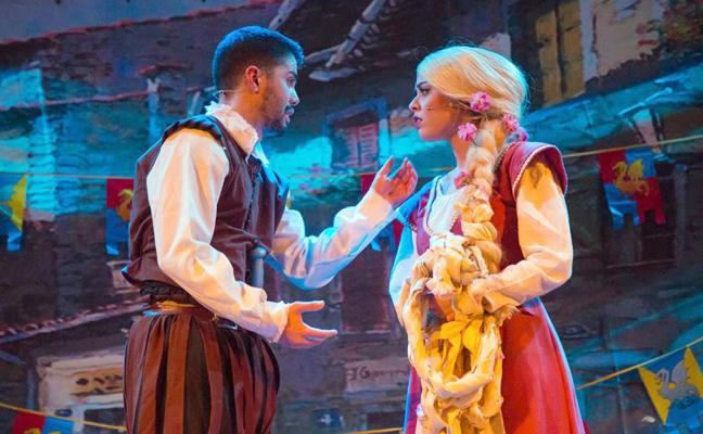 El musical 'Rapunzel' pasará por el Teatro Ideal Cinema de Úbeda