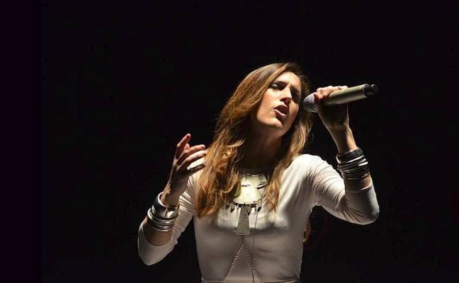 La argentina Soledad Pastorutti pasará por Úbeda dentro de su gira española