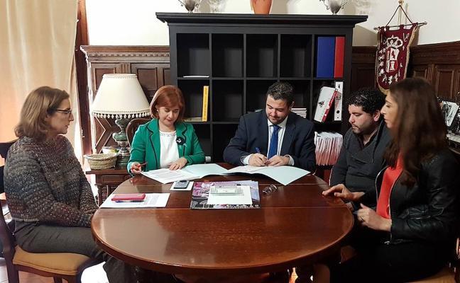Convenio para implantar la administración electrónica en el Ayuntamiento de Úbeda