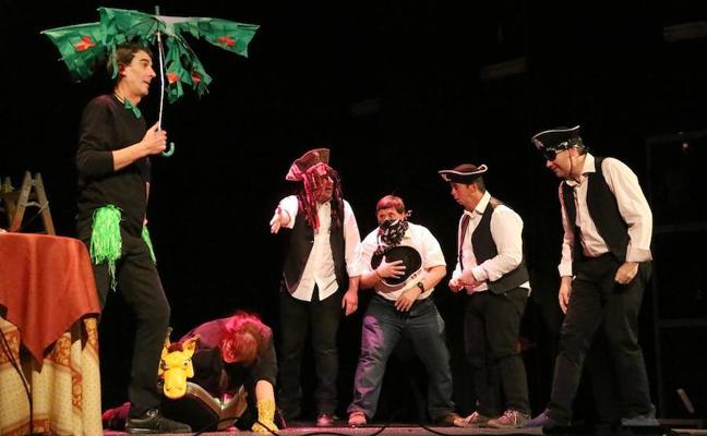 Cerrada la programación del Festival de Teatro e Inclusión Social