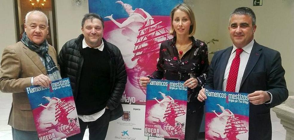 Nace el Festival 'Flamencos y Mestizos' con el sello del productor ubetense Paco Ortega