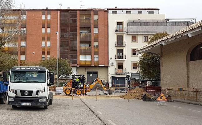 Comienzan las obras de mejora en la estación de autobuses de Úbeda