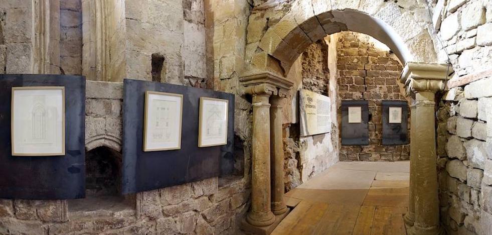 El 'Estudio gráfico del conjunto de San Lorenzo' de Baltasar Raya cobra forma de exposición