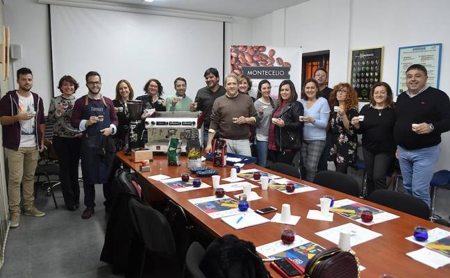 El Club de Cata 'Olivar y Aceite' dedicó su última sesión al café