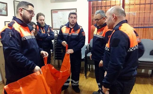 La Agrupación de Voluntarios de Protección Civil de Úbeda celebró su día internacional