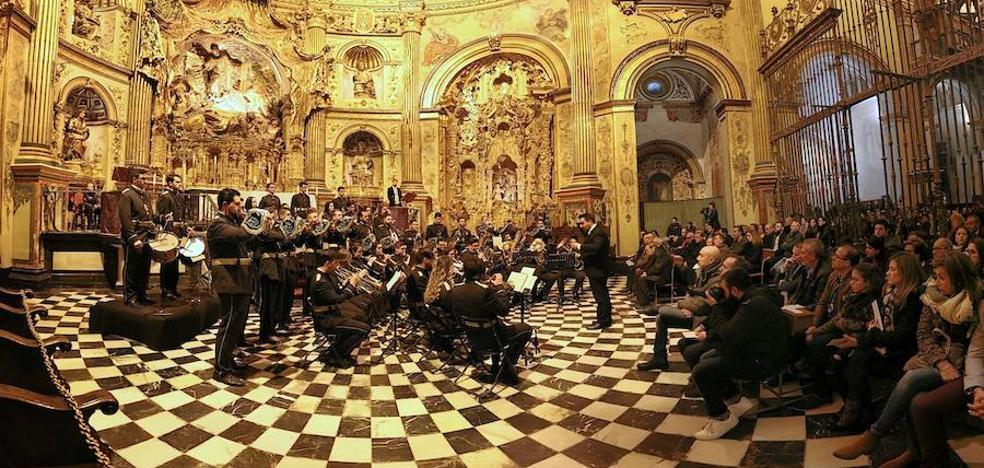 La Banda del Amor celebró su quince aniversario en la Sacra Capilla del Salvador