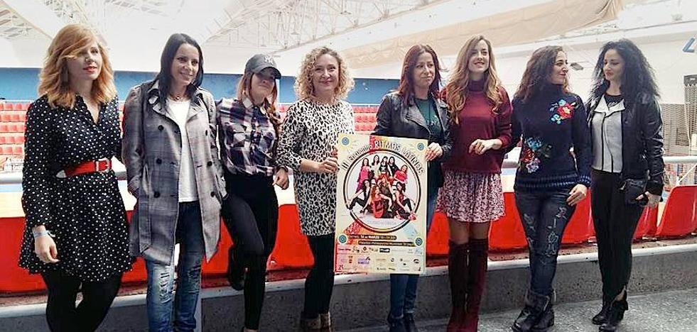 El Encuentro de Ritmos Latinos contará con la participación de medio millar de personas