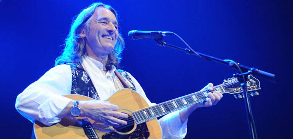 Roger Hodgson, la voz de la mítica banda Supertramp, actuará en Úbeda el 17 de agosto
