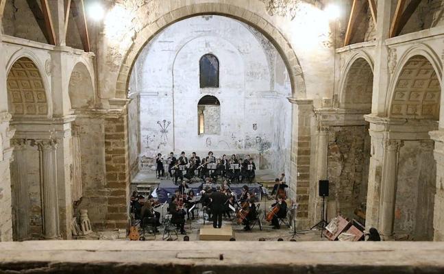 Concierto conmemorativo del Día de la Mujer de la Orquesta Sinfónica del Conservatorio de Úbeda