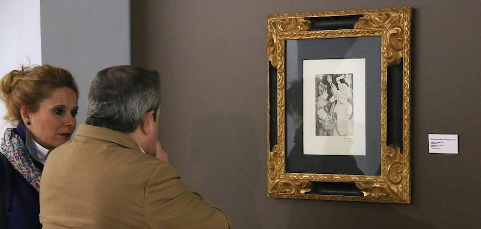 Obras de Picasso, Tapies o Chillida en el Hospital de Santiago de Úbeda