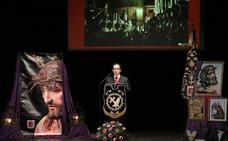 Juan José Santisteban Moya pronunció el Pregón del Costalero