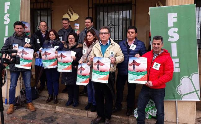 FSIE-Jaén mostró su apoyo a la escolarización en los centros concertados de Úbeda