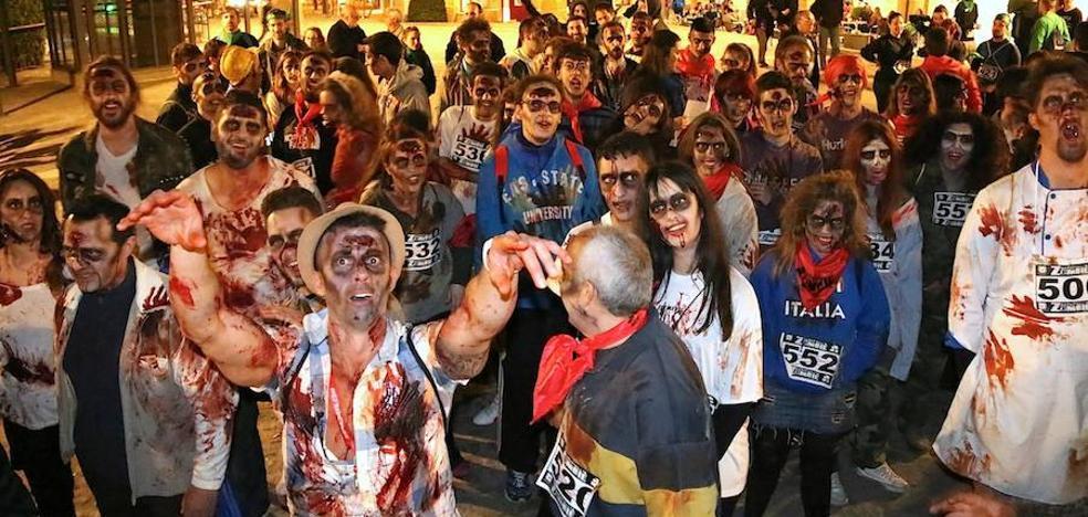 La cuarta edición de Experiencia Zombie Úbeda tendrá lugar los días 13, 14 y 15 de abril