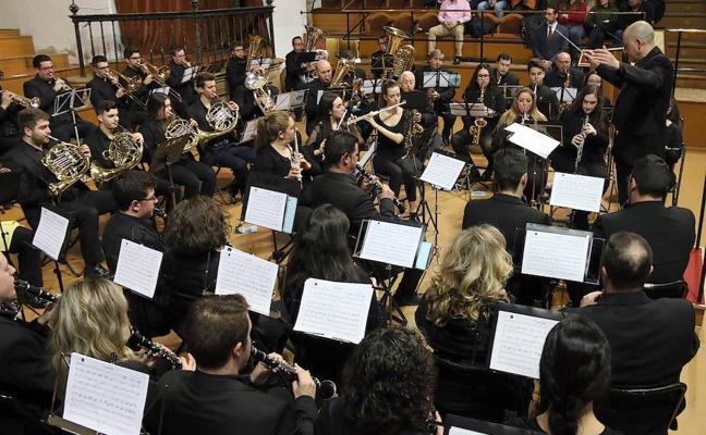 Homenaje musical al imaginero Francisco Palma Burgos