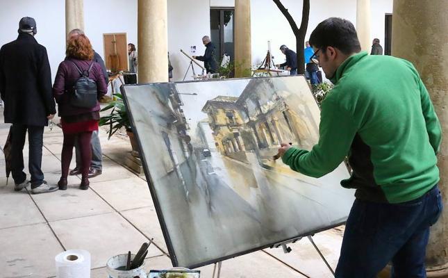 Úbeda, inspiración y modelo para decenas de pintores