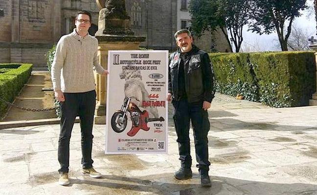 Motos, rock y concurso de bandas en el segundo The Ronin Motorcycle Rock Fest de Úbeda