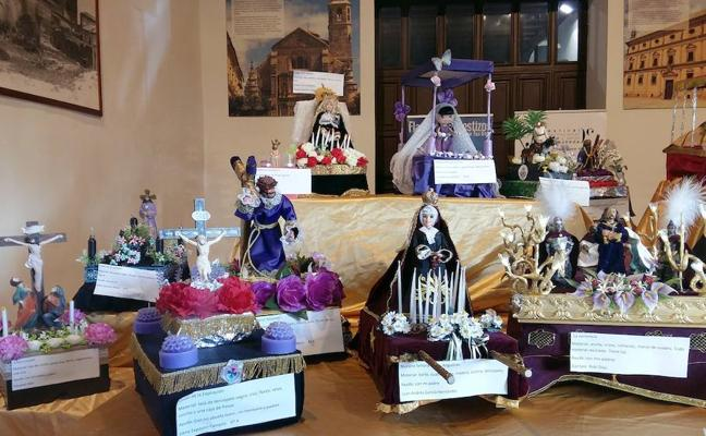 La Semana Santa de Úbeda en miniatura