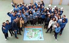 El colegio La Milagrosa de Úbeda gana el certamen nacional Aula de Patrimonio