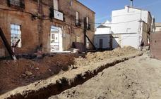 Comienzan las obras de rehabilitación de la plaza de Santa Clara