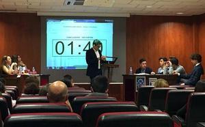 Safa Úbeda acogió una de las dos fases de la primera Liga Nacional de Debate Educsi