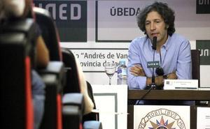 Javier Menéndez Flores presenta hoy en Úbeda su biografía actualizada sobre Sabina