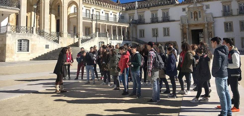 Alumnos de La Milagrosa viajan a distintos países europeos