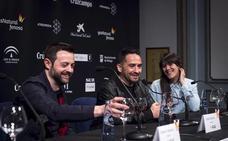El director ubetense Gustavo Sánchez estrenó 'I hate New York' en el Festival de Málaga