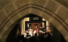 Música e instrumentos sefarditas en la Sinagoga del Agua