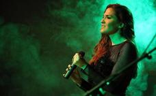 Ana Corbel presentó su nuevo disco ante sus paisanos