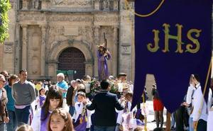 Semana Santa en miniatura con los niños como protagonistas