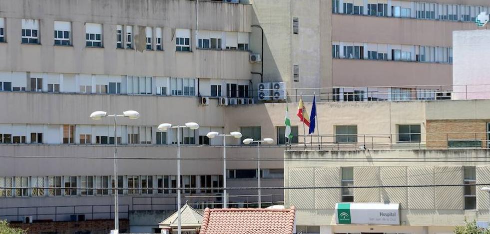 Dos personas ingresadas por legionelosis en el hospital de Úbeda