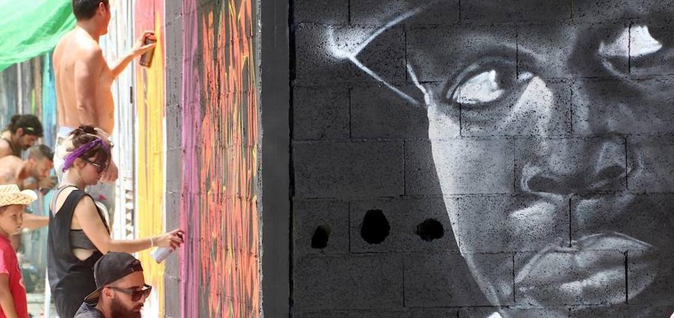 Un fin de semana entre Úbeda y Santa Eulalia dedicado a la cultura urbana