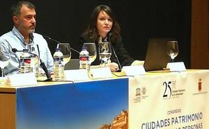 Úbeda y Baeza exponen en Cuenca sus «buenas prácticas» en materia de accesibilidad
